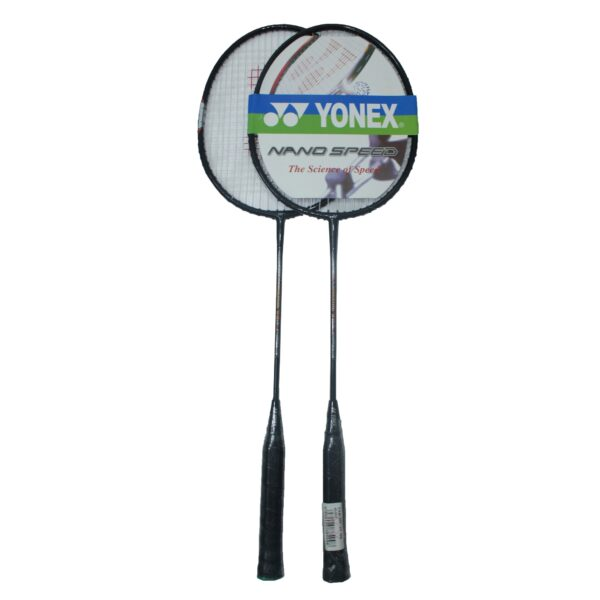 راکت بدمینتون یونکس مدل VOLTRIC 70 بسته 2 عددی