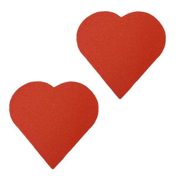 تخته پاک کن وایت برد مدل قلب بسته دو عددی