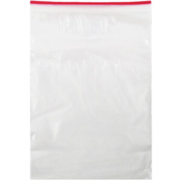 کیسه زیپ دار سایز 16*13 بسته 100 عددی