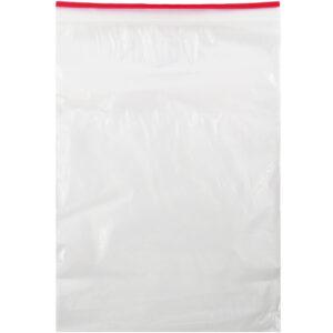 کیسه زیپ دار سایز 30*20 بسته 100 عددی