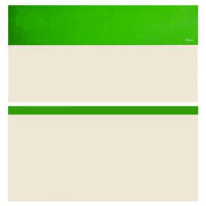 پاکت نامه ( ملخی) مدل SA20 بسته 20 عددی ب برگردان سبز