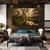تابلو شاسی سری زیباترین مناظر جهان کد 464