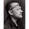 تابلو شاسی طرح پرتره ی هنرمندان مشهور-تام هنکس کد 80