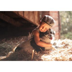 تابلو شاسی طرح زیباترین عکس های جهان-حیوانات دوست داشتنی کد 131