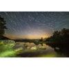 تابلو شاسی سری زیباترین عکس های جهان طرح آسمان شب کد 236