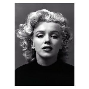 تابلو شاسی طرح مرلین مونرو Artist Marilyn Monroe 0079