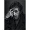 تابلو شاسی مدل  سری بازیگران مشهور فیلم و سینما - ال پاچینو  -hz-کد71